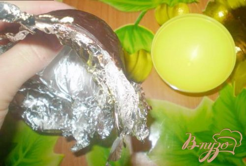 Шоколадные корзинки с кремом и фруктами