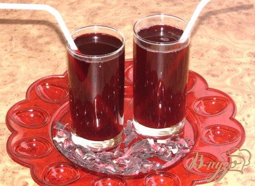 Рубиновый напиток