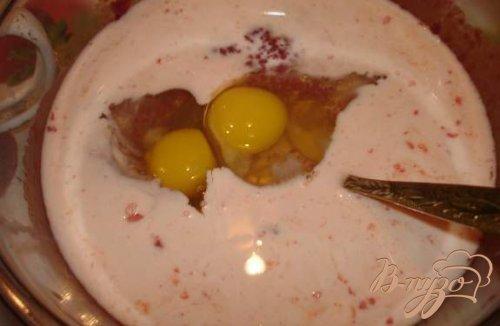 Печеночный торт (печень куриная)