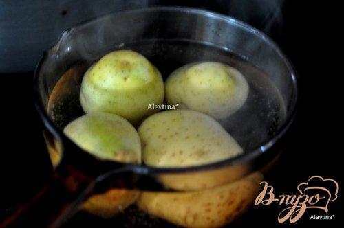 Сальса картофель