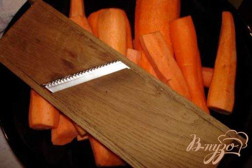 Морковка по-корейски (без глютаманата натрия)