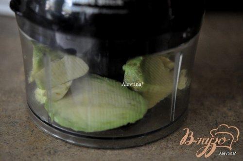 Авокадо в греческом стиле