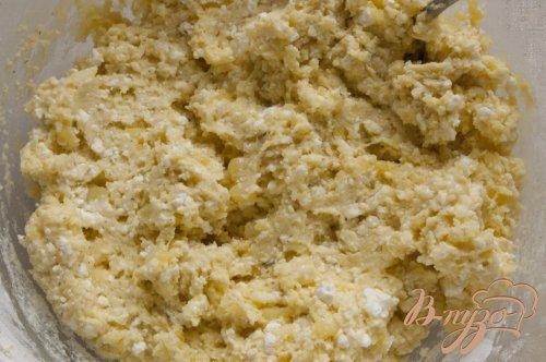 Картофельные сырники
