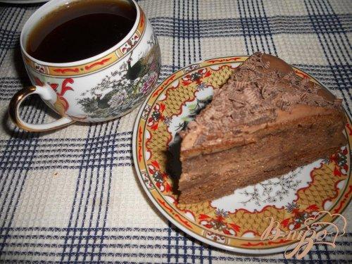 Торт негр