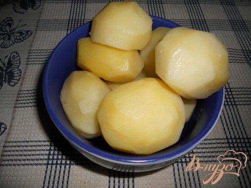 Картошка отмороженная