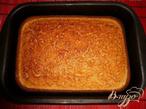 Пирожок манно-овсяный