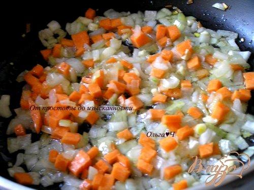 Чечевица, томленная с овощами