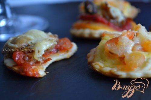 Мини-пиццы (закусочные)