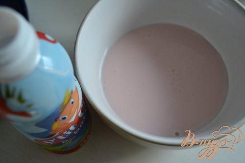 Дрожжевое тесто на фруктовом йогурте