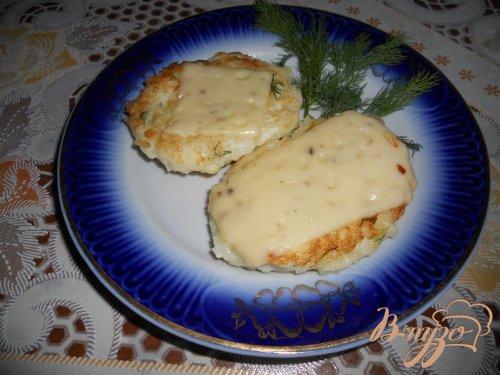 Котлетки аппетитные без мяса но с сыром