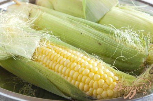 Кукуруза, запеченная в фольге