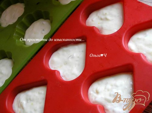 Рисовые мини-пудинги с цедрой лимона и лайма