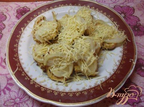 Битки из маринованного куриного филе