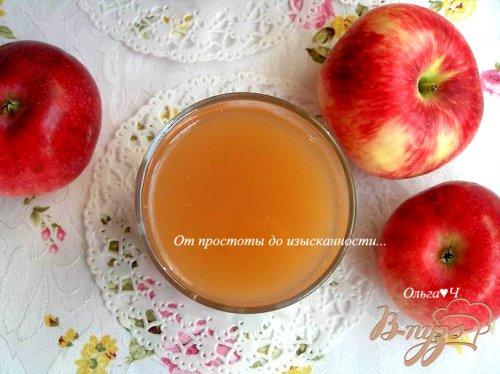Яблочный сок на зиму (в мультиварке)