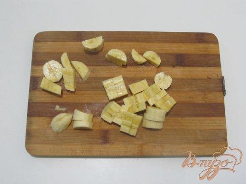 Бананово-творожный десерт