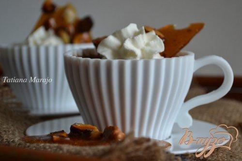 """Шоколадный десерт """"Лесной орешек"""""""