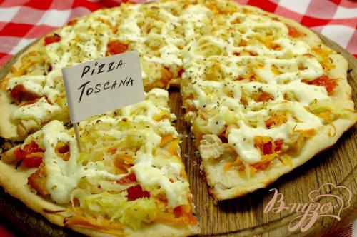 Пицца «Тоскана» (Pizza Toscana)