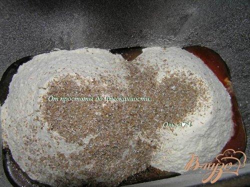 Томатный хлеб с отрубями
