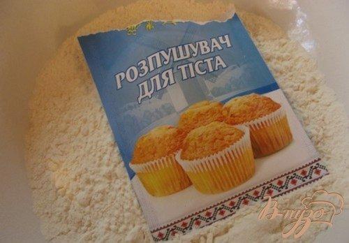 Ягодные кексы