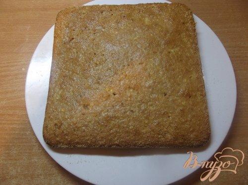 Пирог на сухих сливках