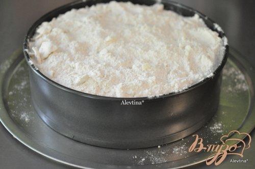 Маковый кекс с рикоттой