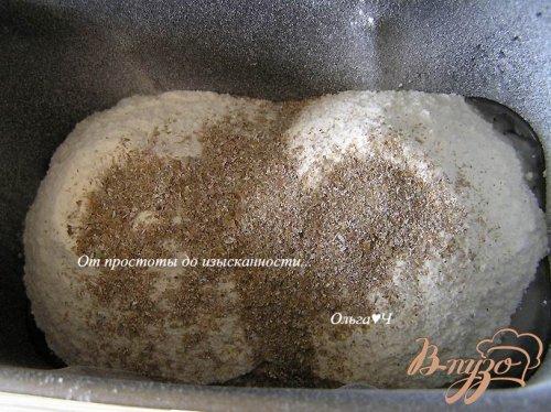 Хлеб с картофелем
