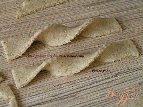 Злаковые палочки-хлебцы