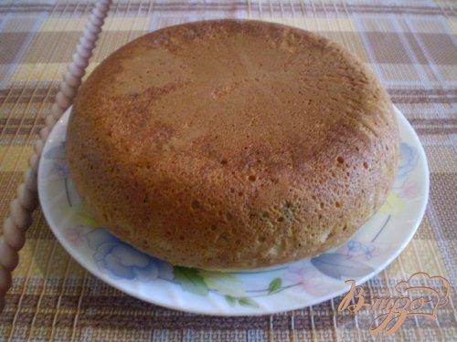 Мятный пирог