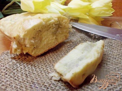 Закусочный пирог с капустой