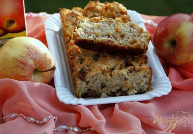 Рецепт Апфельброт Apfelbrot - яблочный хлеб на полбовой муке