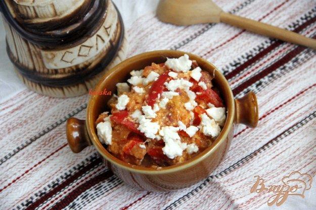 """Рецепт Закуска на завтрак """"Закарпатская"""""""