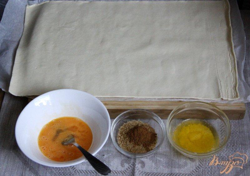 Фото приготовление рецепта: Коричные палочки шаг №1