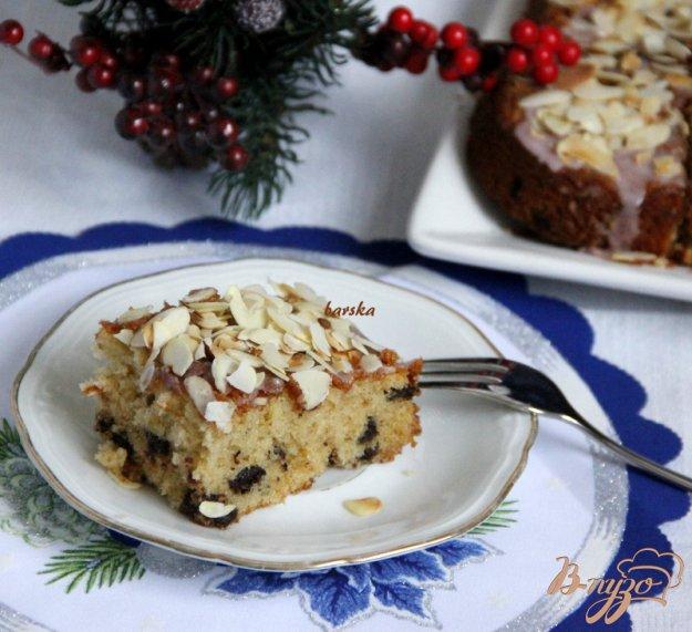 Рецепт Глинтвейновые кусочки Gluеhwein-Happchen - традиционная немецкая рождественская выпечка