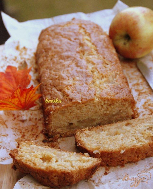 Фото приготовление рецепта: Яблочный пирог