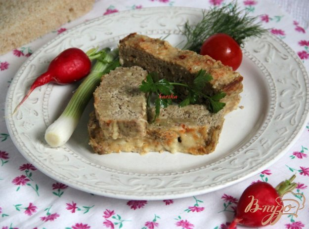 Рецепт Запеканка из фарша и вермишели