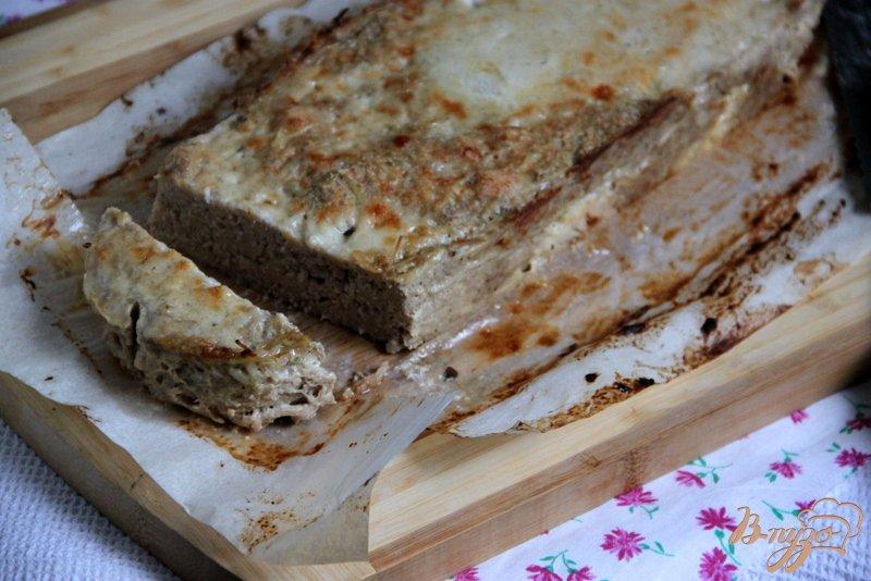 Фото приготовление рецепта: Запеканка из фарша и вермишели шаг №5