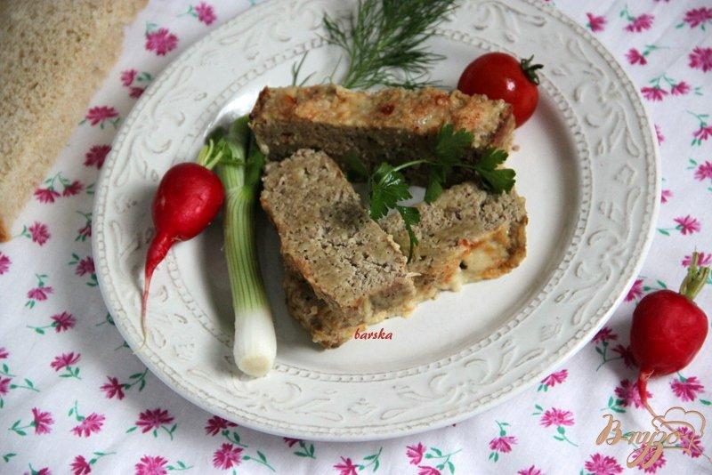 Фото приготовление рецепта: Запеканка из фарша и вермишели шаг №6