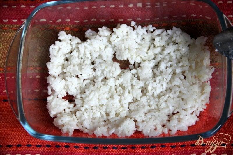 Фото приготовление рецепта: Треска маринованная,  запечённая с овощами шаг №3