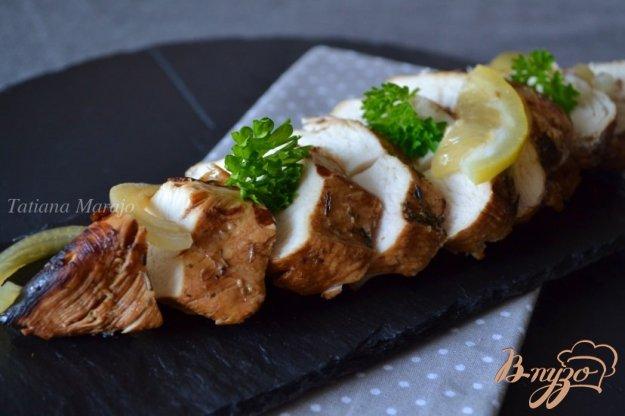 фото рецепта: Куриные грудки в бальзамическом маринаде