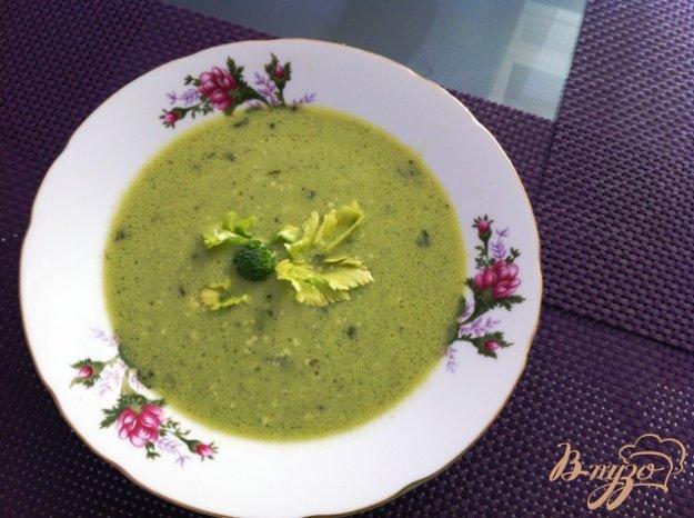 фото рецепта: Крем суп из брокколи