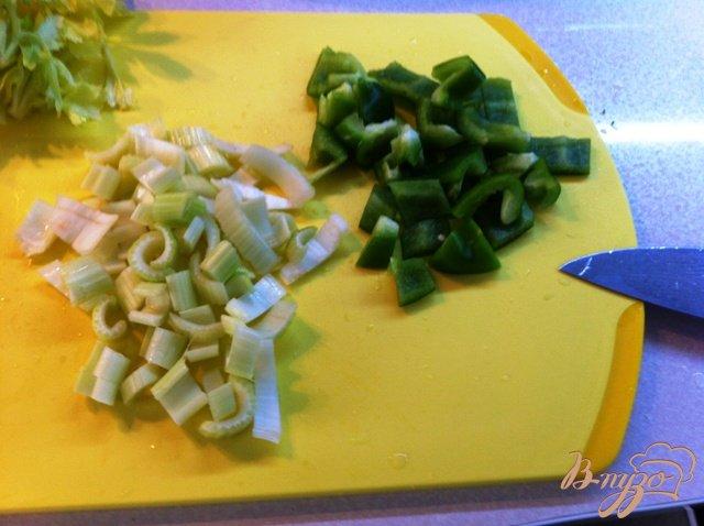 Фото приготовление рецепта: Крем суп из брокколи шаг №6