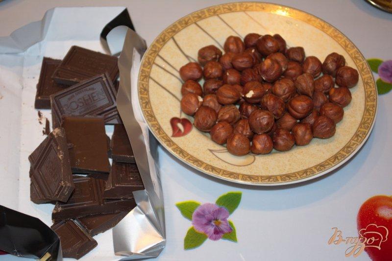 Нутелла с орехами рецепт