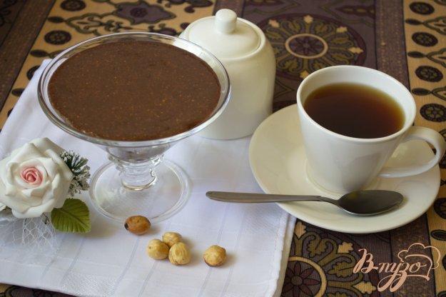 Рецепт Нутелла домашняя с фундуком