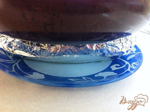 Фото приготовление рецепта: Куриный рулет с каперсами шаг №7