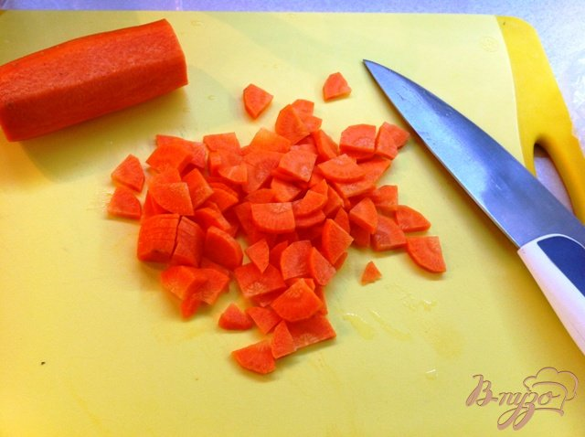 Фото приготовление рецепта: Легкие щи шаг №2
