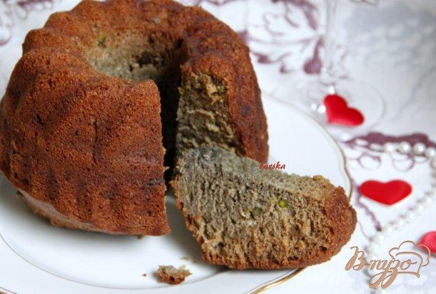 фото рецепта: Винный кекс