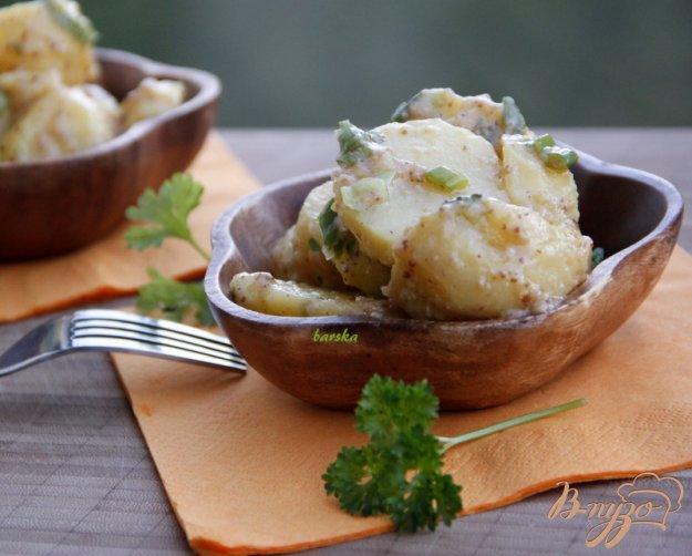 фото рецепта: Горчичный картофель
