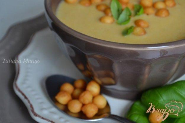 фото рецепта: Овощной суп с сыром