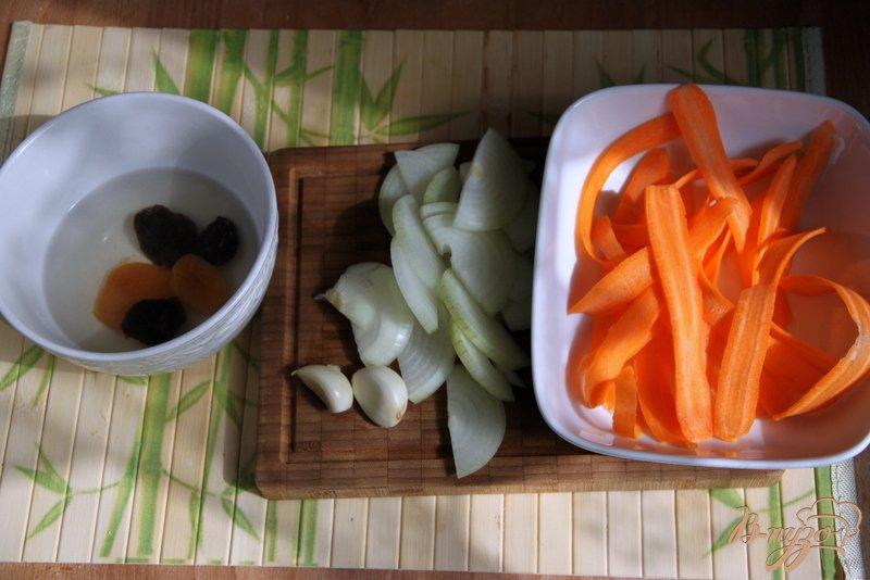Фото приготовление рецепта: Рыба в пряном маринаде шаг №2
