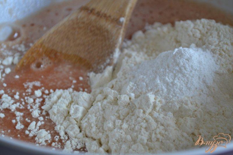 Фото приготовление рецепта: Томатные клецки шаг №3